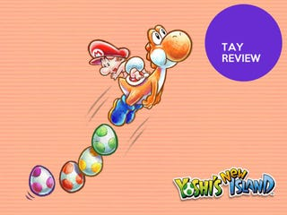 Illustration for article titled Yoshi's New Island: The TAY Review