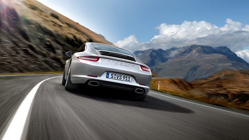 Illustration for article titled The 911 Was Actually Porsche's Best Selling Car In October