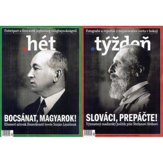 Illustration for article titled Surján László mindenért bocsánatot kért Szlovákiától