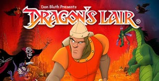 Illustration for article titled Don Bluth is Trying to Make a Dragon's Lair Movie, You Guys!