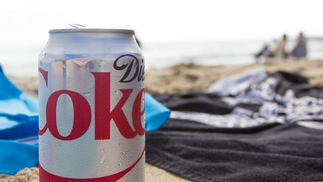 Diet Soda Might Still Contribute to Diabetes, Rat Study Suggests