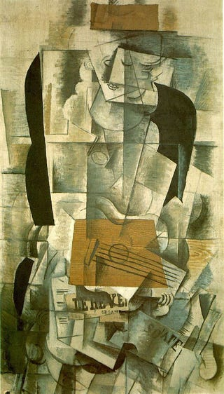 Illustration for article titled Shooting Challenge: Cubism