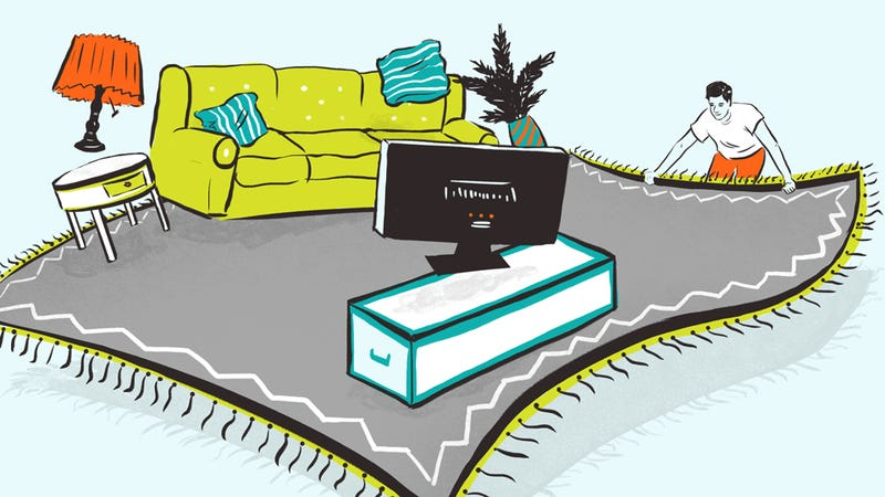 Illustration for article titled How Do I Furnish My Adult Apartment?