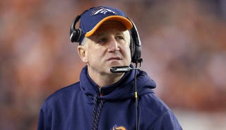 Illustration for article titled Report: John Fox Is The New Head Coach Of The Chicago Bears