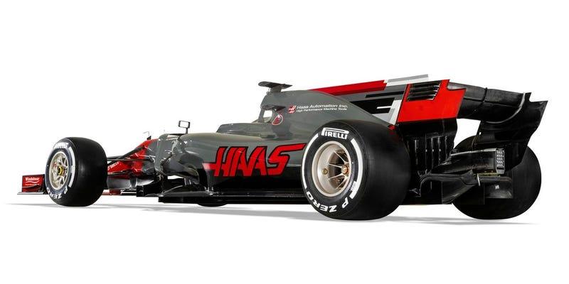 Photo credit: Haas F1 Team