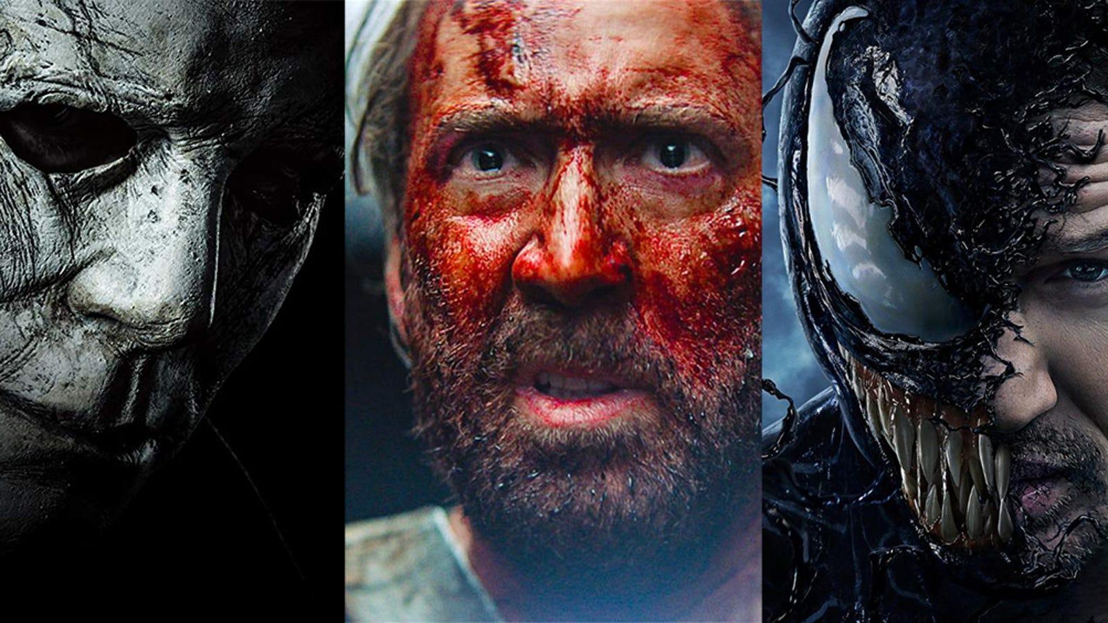 Estas son las 23 películas de ciencia-ficción, terror y fantasía que no te puedes perder este otoño