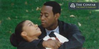 Omar Epps and Sanaa Lathan (IMDB)