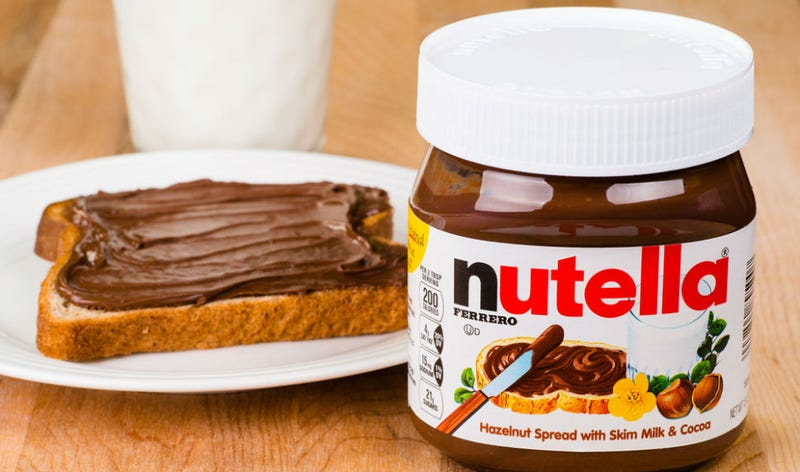 Illustration for article titled France Court Won't Let Parents Name Their Kid 'Nutella'