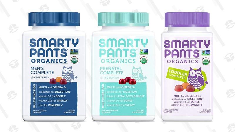 SmartyPants Gummy Vitamins | Amazon