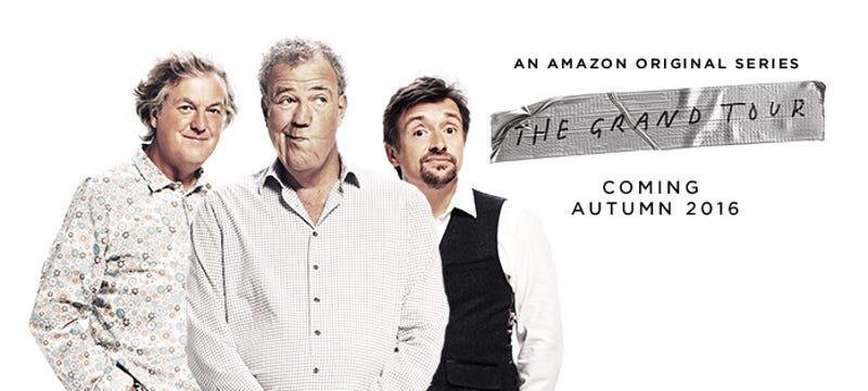 Photo credit: Amazon/The Grand Tour