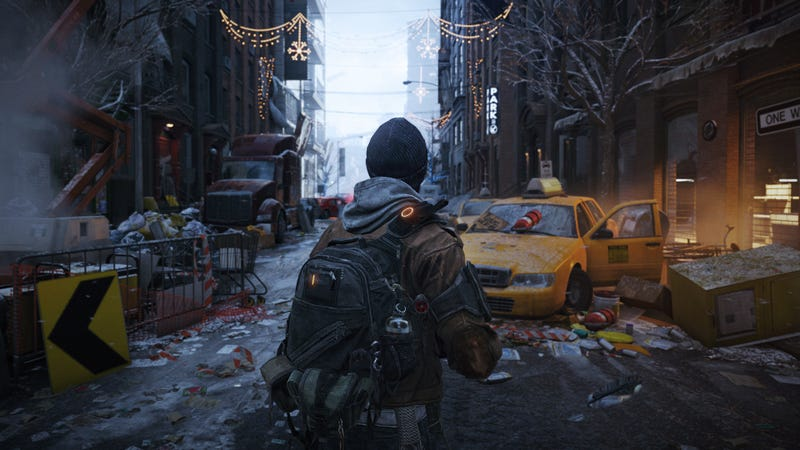 Illustration for article titled Looks like The Division Could be Getting a Downgrade...