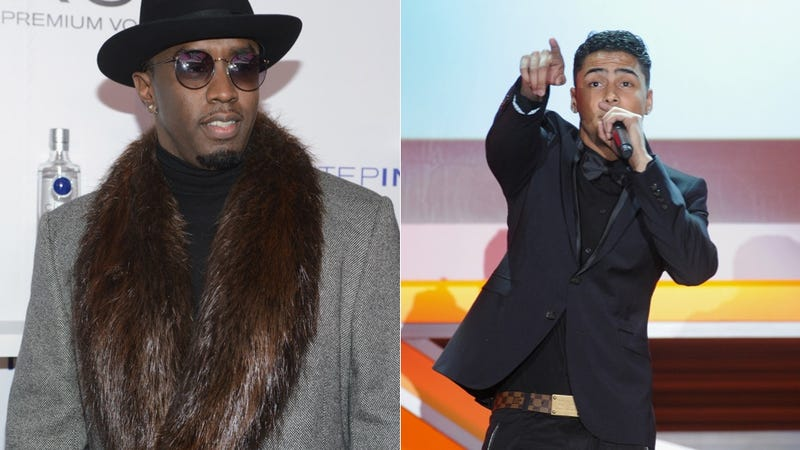 Illustration for article titled Diddy Reportedly Bans His Son FromEmpire, Because Money