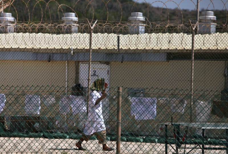 Illustration for article titled First Gitmo Detainee Arrives in States for Trial