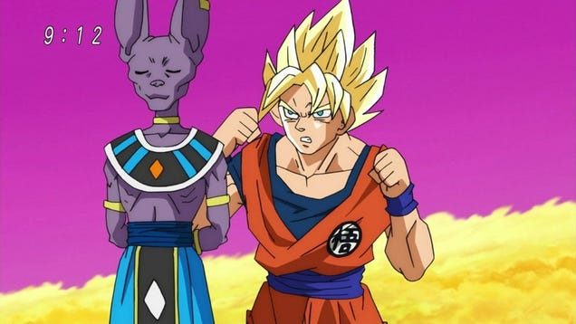 Dragon Ball Super Looks Like Garbage Anything But Football
