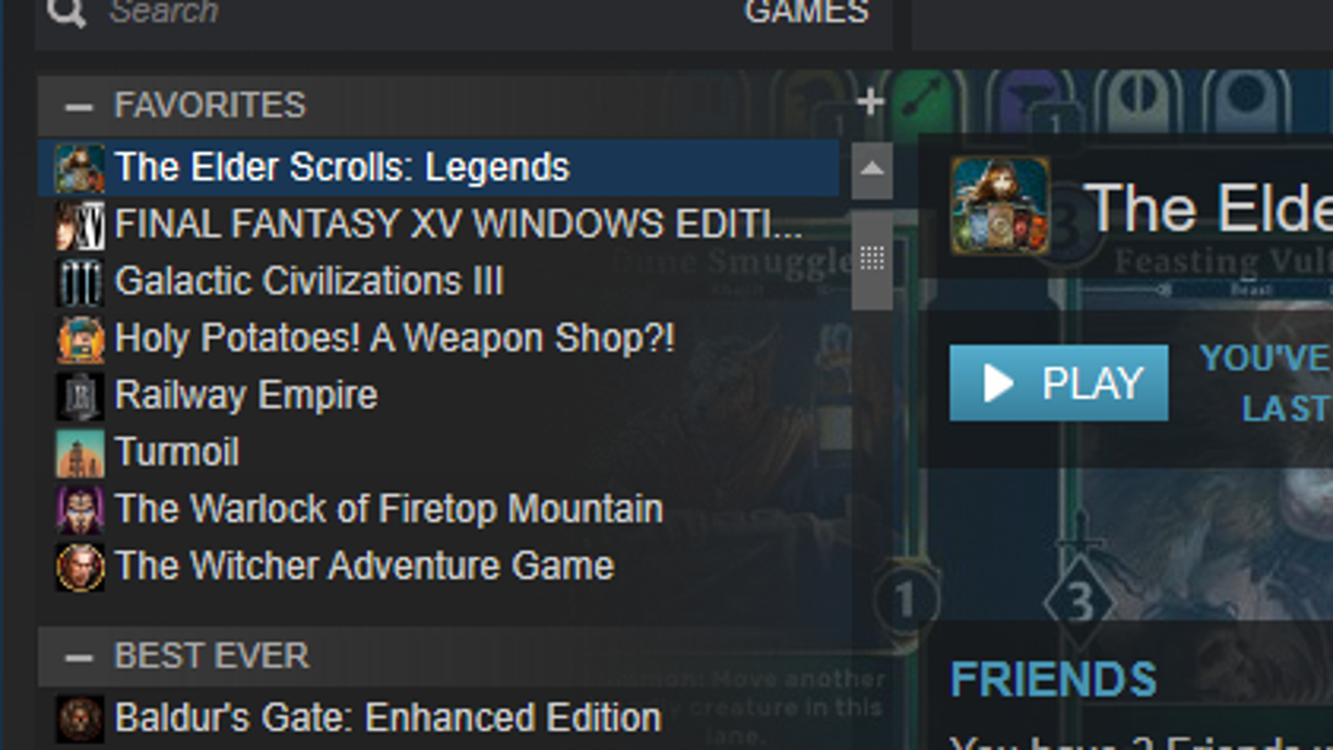 How to Keep Track of All Your Steam Games