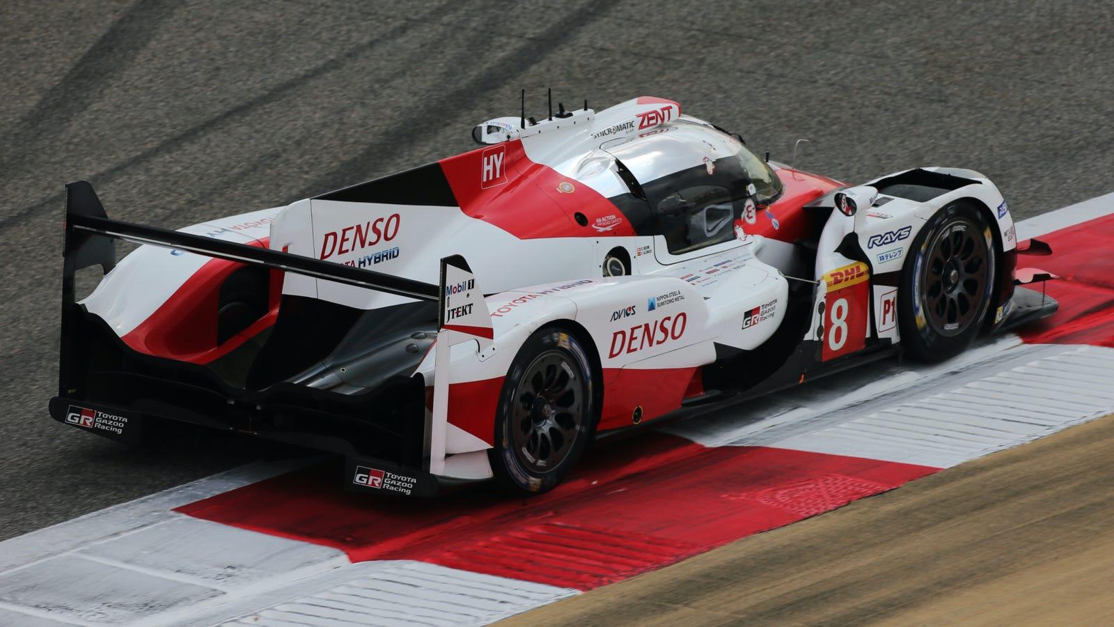 Toyota Will Keep Racing Its Le Mans Prototype Next Season