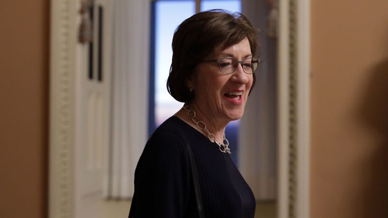Illustration for article titled Susan Collins's Support of Brett Kavanaugh Really Paid Off