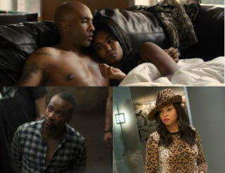 Top: Datari Turner and Sessilee Lopez from the film Supermodel.Bottom: Columbus Short in The Girl Is in Trouble; Empire's Taraji P. Henson, who is the celebrity ambassador for the American Black Film Festival and will be giving a talk at the event.Sergei Franklin for Datari Turner Productions; Entertainment One; Fox