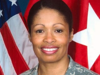 Illustration for article titled Army Names First Black Female 2-Star General