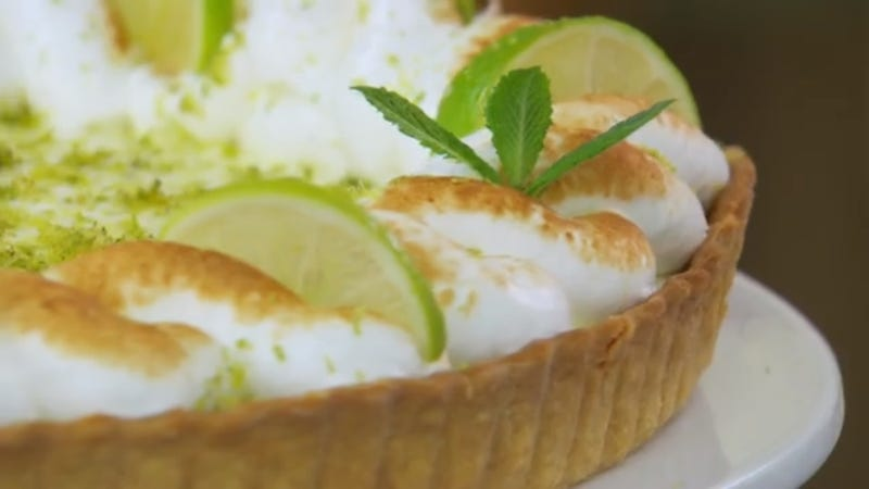 Ryan's Key Lime Pie