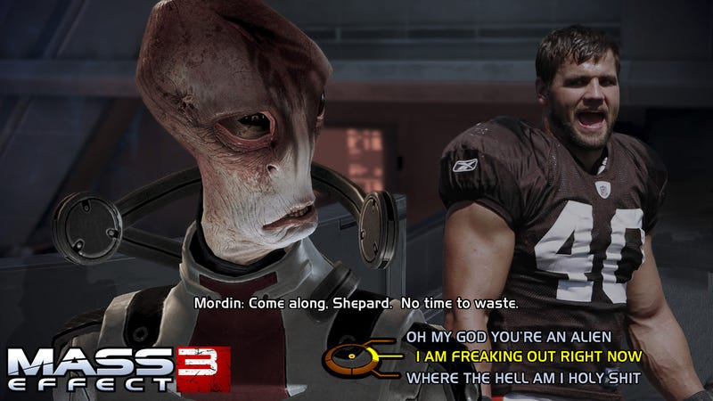 Illustration for article titled Retailer Sends Copies of Madden Instead of Mass Effect 3. Whoops.