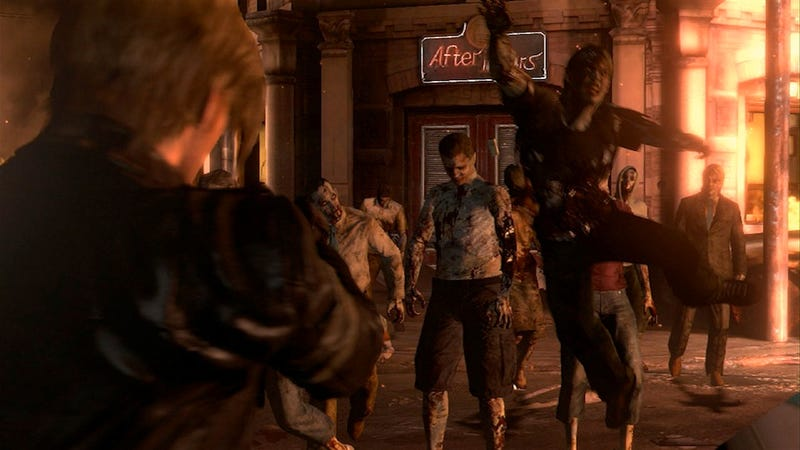 Illustration for article titled Resident Evil 6 Will Feature Over Four Hours Of Cut-Scenes