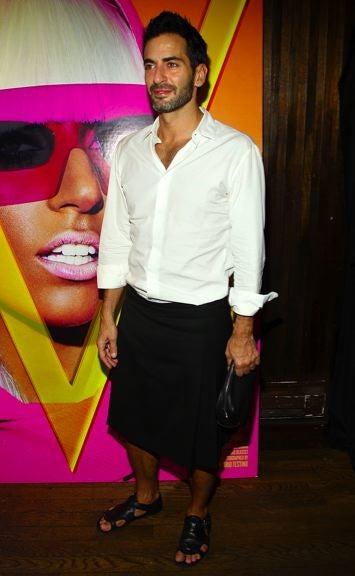 Illustration for article titled Prada Does Skirts For Men; No HSN Scent For Heidi
