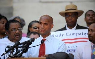 Ousted D.C. Mayor Adrian Fenty