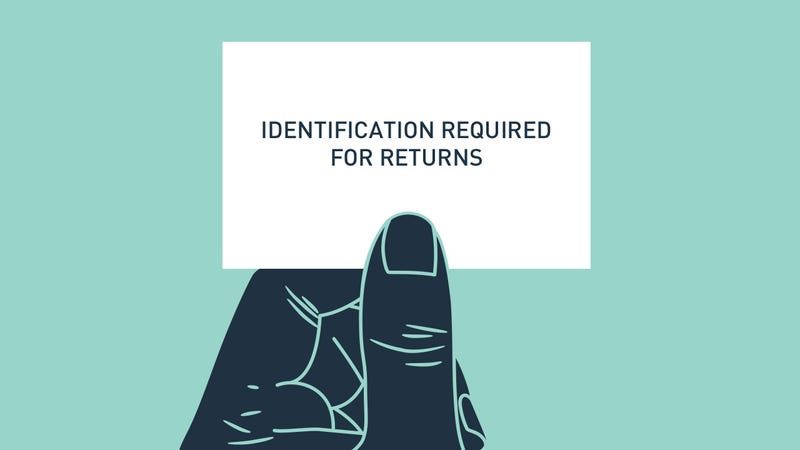 Illustration for article titled Know What Information Retailers Can Acquire When Scanning Your ID During a Return