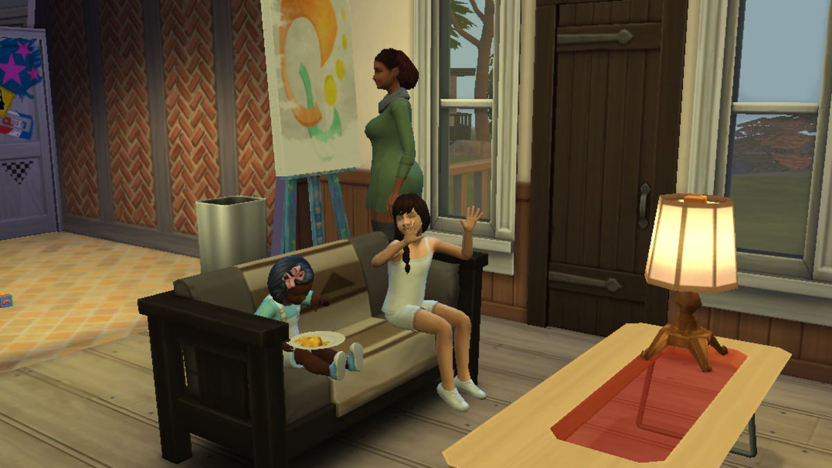 Five Challenges To Spice Up The Sims 4