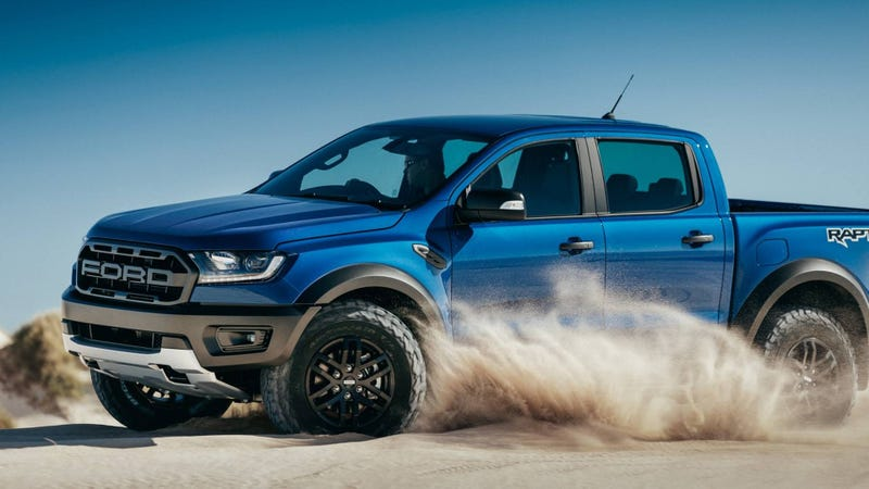 ford raptor ranger   diesel  road performance truck dream  true