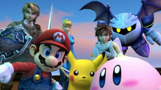 Illustration for article titled Namco Bandai Is Making the New Smash Bros.