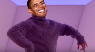 "Baracksdubs' ""Hotline Bling""YouTube Screenshot"