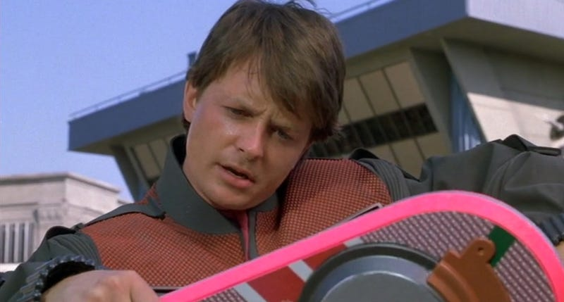 Illustration for article titled Back to the Future Trilogy Will Stream Exclusively on Amazon Prime In October