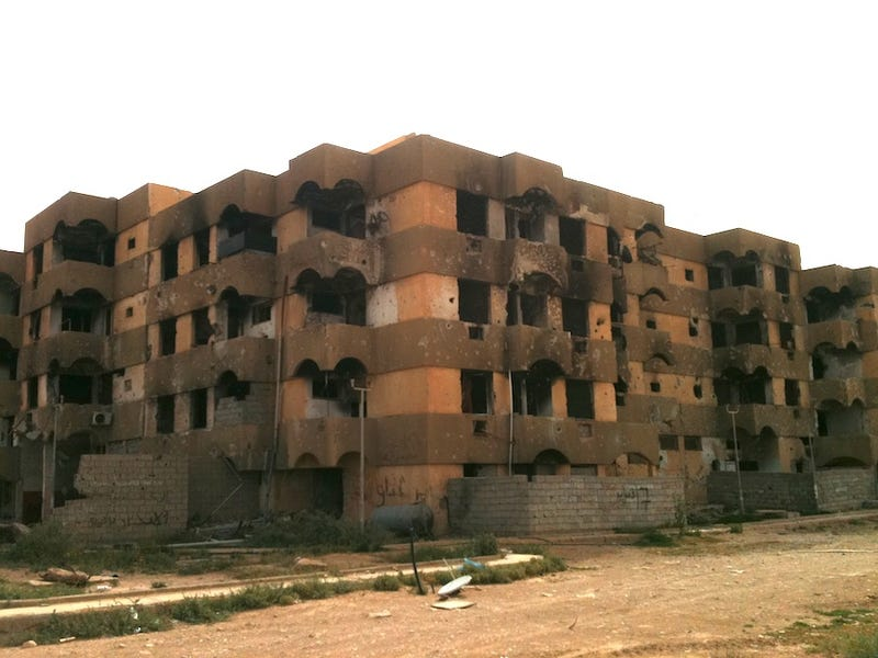 The Strangest And Most Tragic Ghost Towns From Around The World - Tianducheng a ghostly abandoned clone of paris in the middle of china
