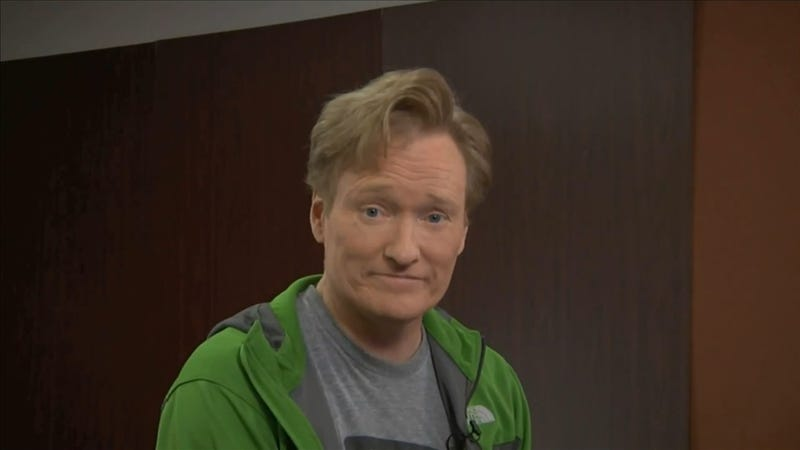 Illustration for article titled Conan O'Brien Showing Up at Nintendo's E3 Booth? I Expect Shenanigans