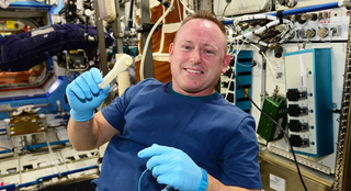 Illustration for article titled NASA Emailed a New Wrench To the ISS