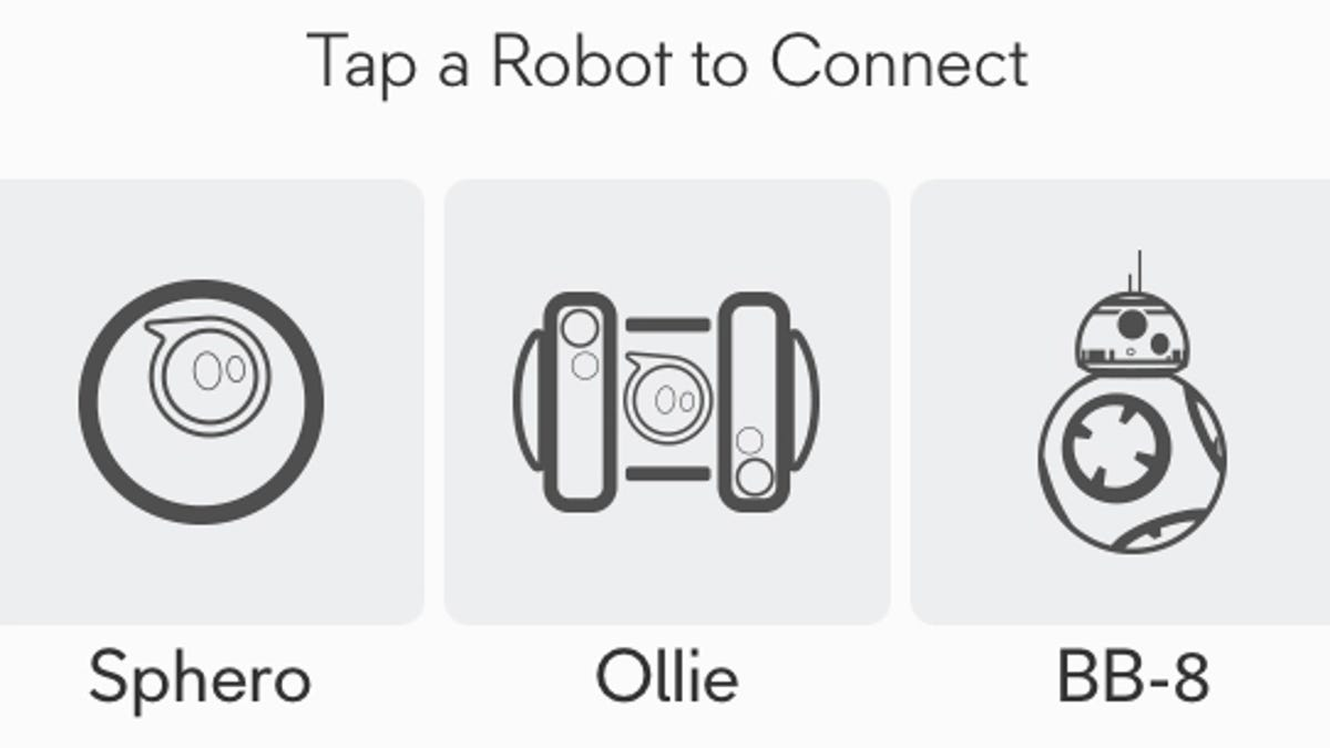 Bored With BB-8? Sphero's SPRK App Lets You Reprogram Your