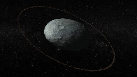 How Do Rings Affect A Planet