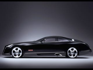 Illustration for article titled Maybach Exelero
