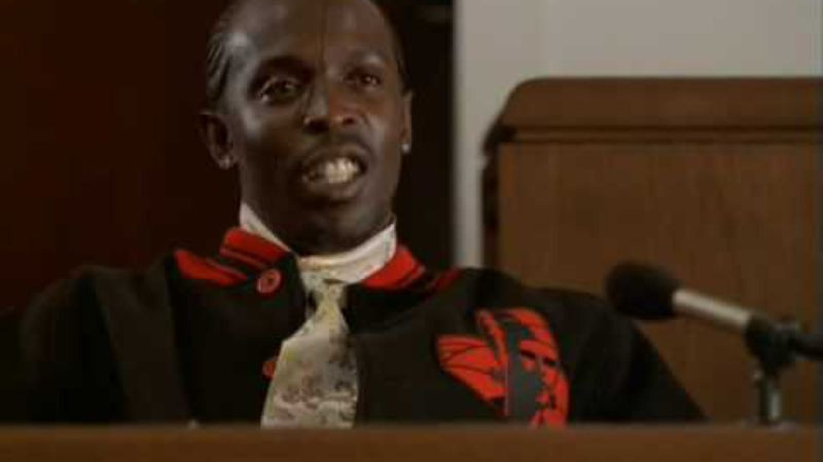 Omar the wire homosexual marriage
