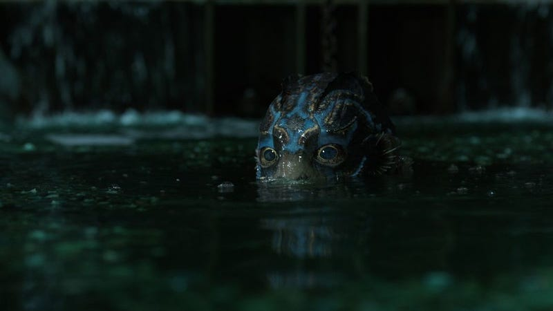 A scene from The Shape of Water.