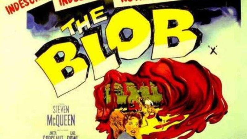 Illustration for article titled Next remake for Rob Zombie? The Blob.