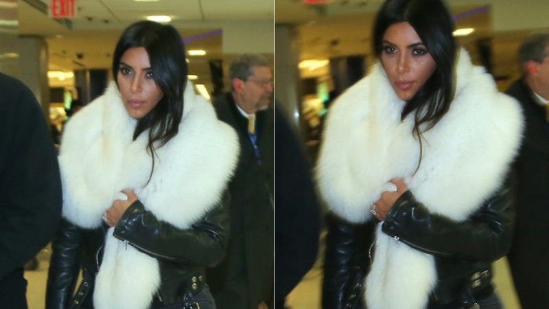 Illustration for article titled Prove to Me That Kim Kardashian Didn't Just Murder a Polar Bear.