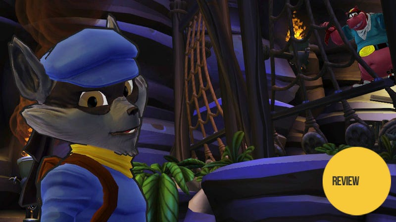Illustration for article titled Sly Cooper: Thieves in Time: The Kotaku Review