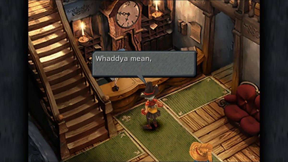 Final Fantasy IX Switch Is The Same Version As PC And Mobile, Bugs