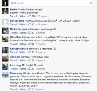 Illustration for article titled A Hertha BSC fb-oldala a legviccesebb dolog most az interneten