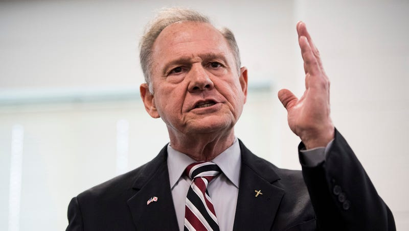 Illustration for article titled Roy Moore On Pedophilia Accusers: 'These Women Are Only Discrediting Me Now Because Shifting Sociocultural Norms Have Created An Environment In Which Assault Allegations Are Taken Seriously'