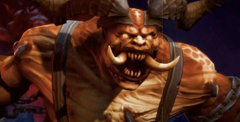 Illustration for article titled Heroes Of The Storm Makes The Butcher From Diablo Scary Again