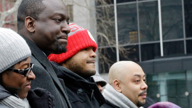 Illustration for article titled New York Agrees to Pay $40 Million in Reparations to Central Park Five